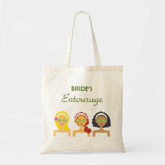 Spa Bride Entourage Bag