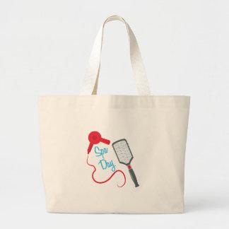 Spa Day Jumbo Tote Bag