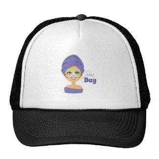 Spa Day Trucker Hat