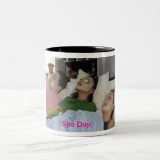 Spa Day Coffee Mug