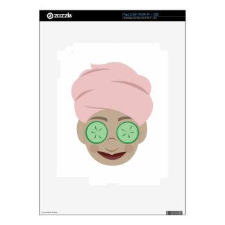 Spa Facial Skins For iPad 2