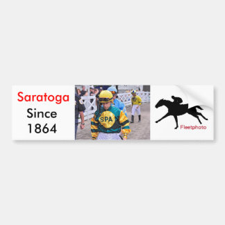Spa Jockeys Bumper Sticker
