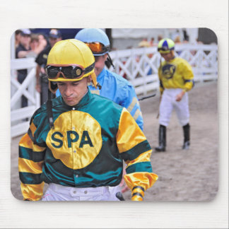 Spa Jockeys Mouse Pad