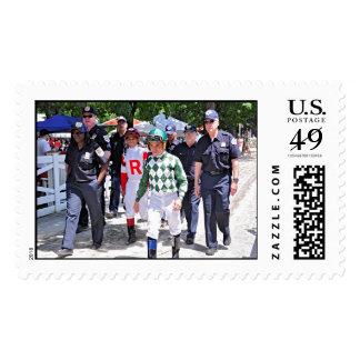 Spa Jockeys Postage