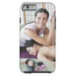 Spa massage 2 iPhone 6 case