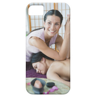 Spa massage 2 iPhone SE/5/5s case