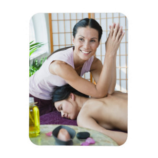 Spa massage 2 magnet