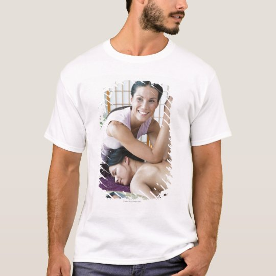 Spa massage 2 T-Shirt