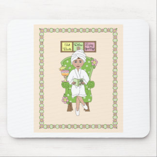 Spa Mouse Pad
