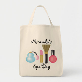 Spa Party Tote Bag
