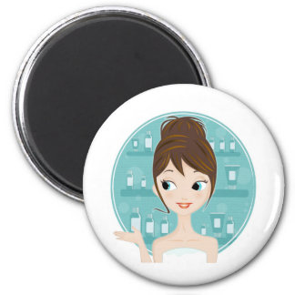 Spa Products Magnet