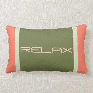 Spa Relaxation Pillow - Sleek Meditation Cushion