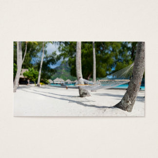 SPA resort Business Card
