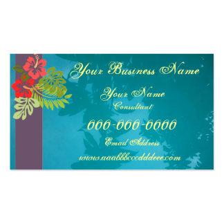 Spa/Salon/Travel Business Card