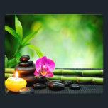 "Spa wellness beauty massage Flyer<br><div class=""desc"">personalized flyer</div>"