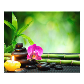 Spa wellness beauty massage Flyer