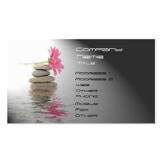 SPA, Wellness Business Card