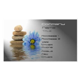 SPA, Wellness, Massage Business Card