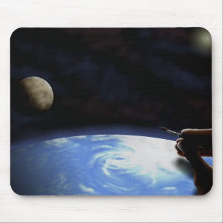 Space2007-11-12 Mouse Pad
