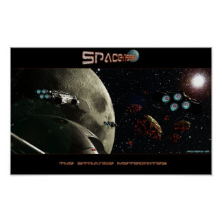 Space 1999 póster