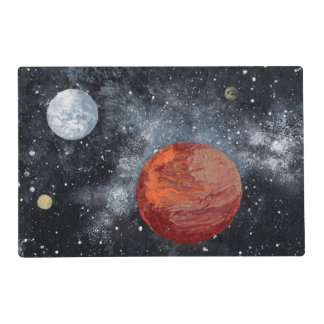 Space  2 (outerspace) ~ placemat