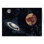SPACE 4 ~ GREETING CARD