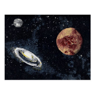 SPACE 4 ~ POSTCARD