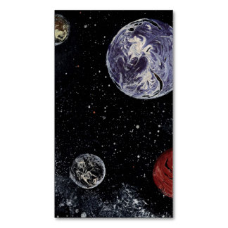SPACE (5) - sans signature.jpg Magnetic Business Cards (Pack Of 25)