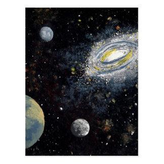 SPACE 8 ~ POSTCARD