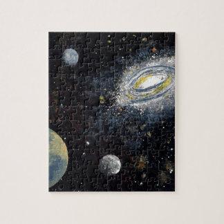 SPACE 8 PUZZLE