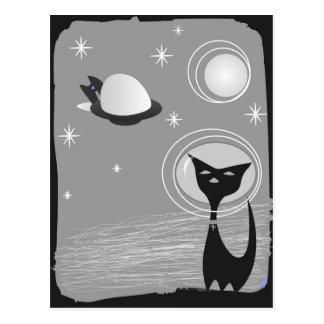 Space #9 Postcard