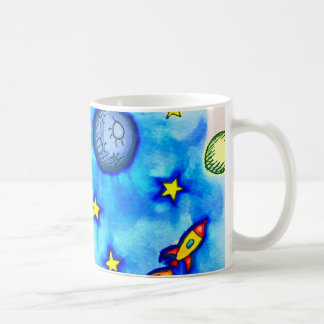 Space Adventure Coffee Mug