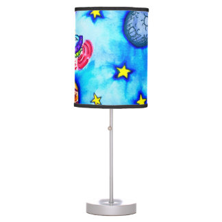 Space Adventure Table Lamp