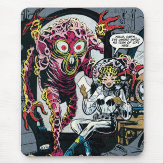 Space Adventures #12 Mouse Pad