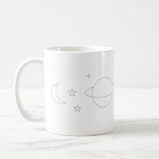 Space Aesthetic Mug