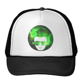Space Afro Hat