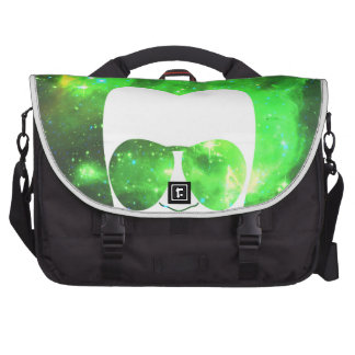 Space Afro Bag For Laptop