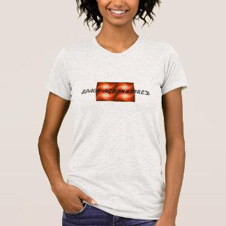 Space age inspired kuwatsudoretsudoredeisu T shirt