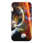 Space age iPhone4 iPhone 4/4S Covers