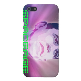 Space Age Obama iPhone SE/5/5s Case