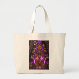 Space Age Pink Purple Bags