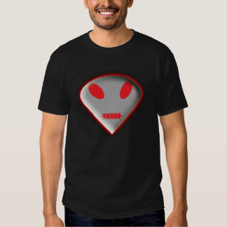 Space Alien. Shirt