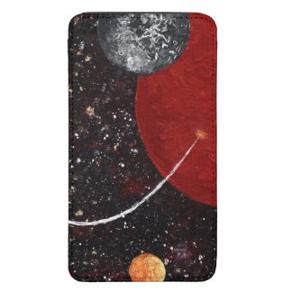 SPACE (an outerspace design) ~ Galaxy S5 Pouch