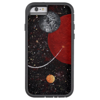 SPACE (an outerspace design) ~ Tough Xtreme iPhone 6 Case
