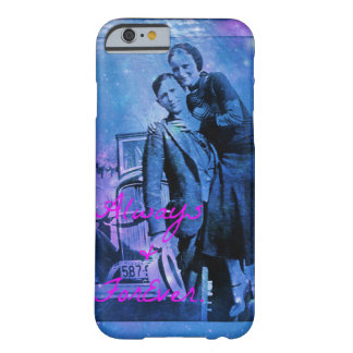 space and stars bonnie and clyde iphone 6 case