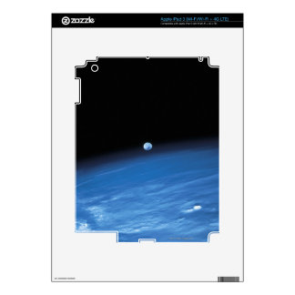 Space and the Earth iPad 3 Decal