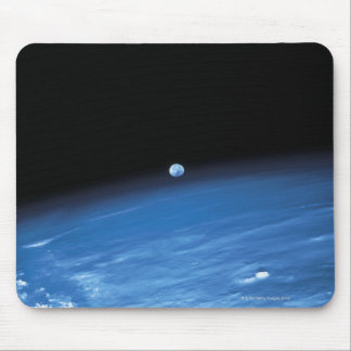 Space and the Earth Mouse Pad