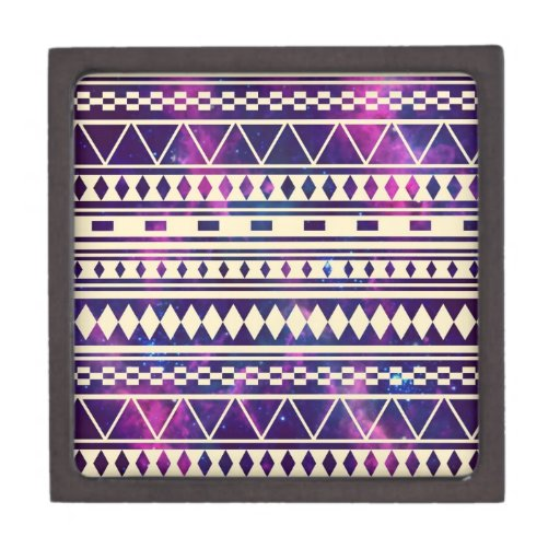 Space andes aztec gift box
