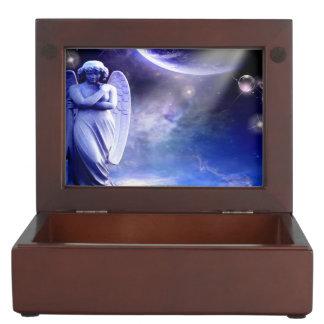 Space Angel keepsake box