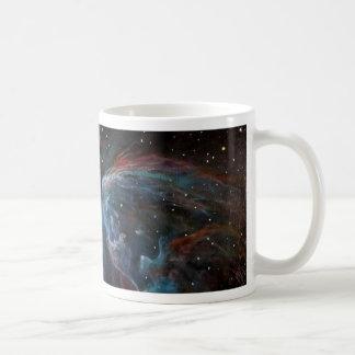 Space Art Butterfly Nebula Astronomical Painting Mugs